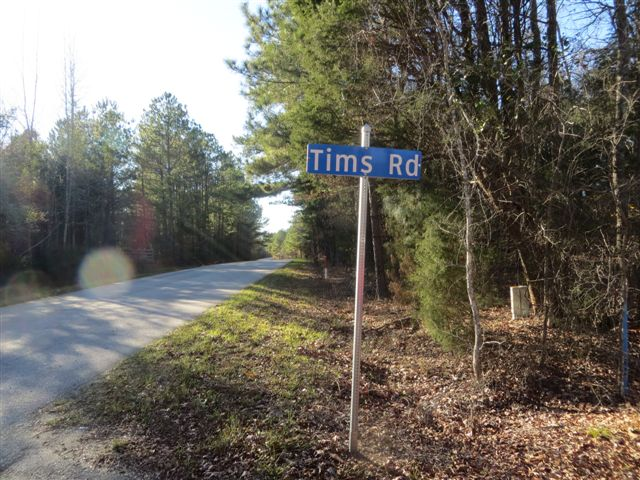Tims Road